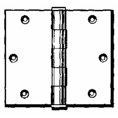 National Mfg. Brass Screen Door Hinge