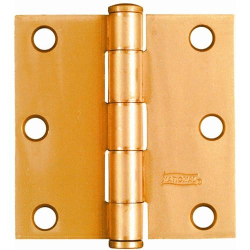 National Mfg. Full Mortise Residential Hinge