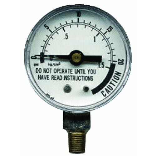 National Presto Presto Pressure Gauge