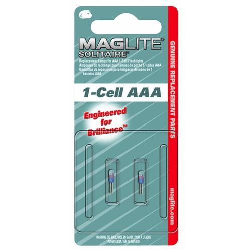 Mag Instrument Replacement Bulb For Mini Mag-Lite And Solitaire Light