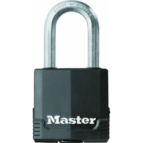 Master Lock Magnum Steel Keyed Padlock