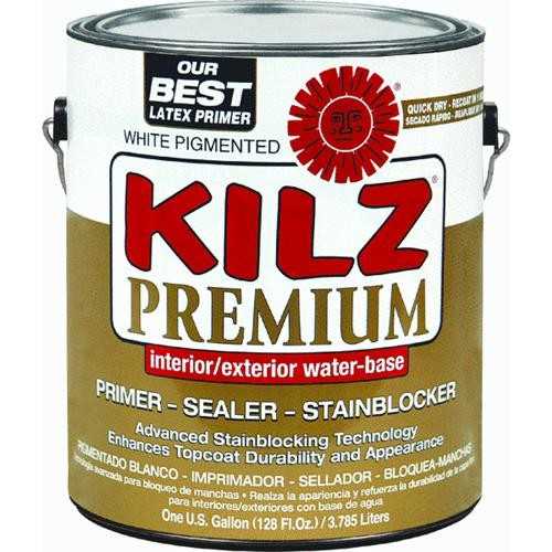 Masterchem Kilz Premium Water Base Interior Exterior Stain Blocking Primer