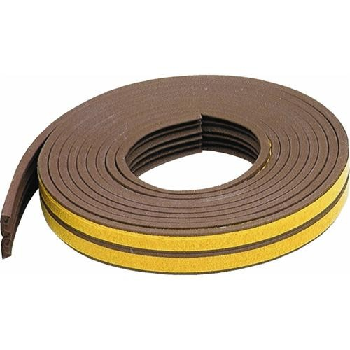 M-D Building Products Extreme Temperature Small Gap Rubber Weatherstrip