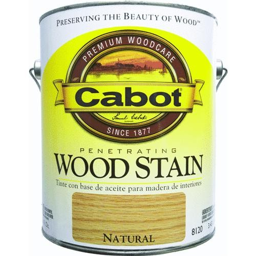 Valspar/Cabot Inc. Cabot Oil-Based Wood Interior Stain