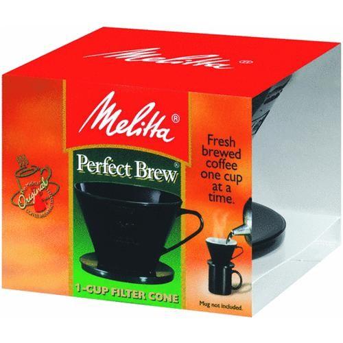 Melitta U S A Inc Perfect Coffee Brewer Filter Cone