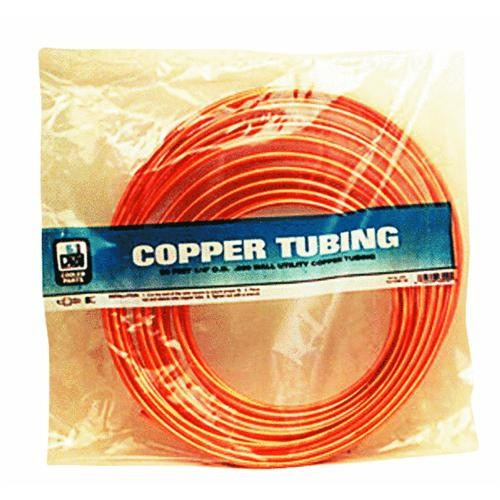 Dial Mfg. Copper Color Polyethylene Tubing