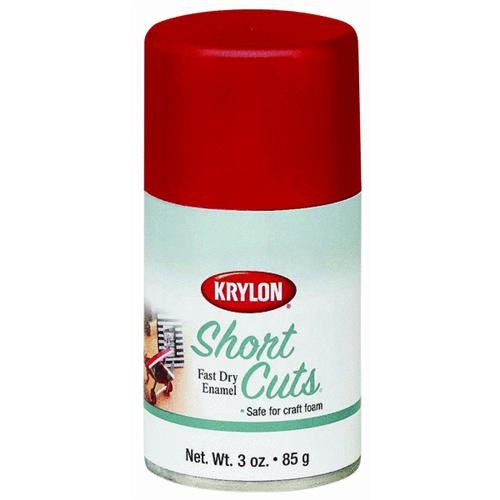 Krylon/Consumer Div Short Cuts Spray Enamel