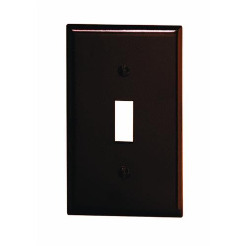 Leviton Plastic Single Switch Wall Plate