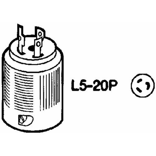 Leviton Leviton Locking Cord Plug