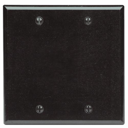 Leviton Plastic Blank Wall Plate