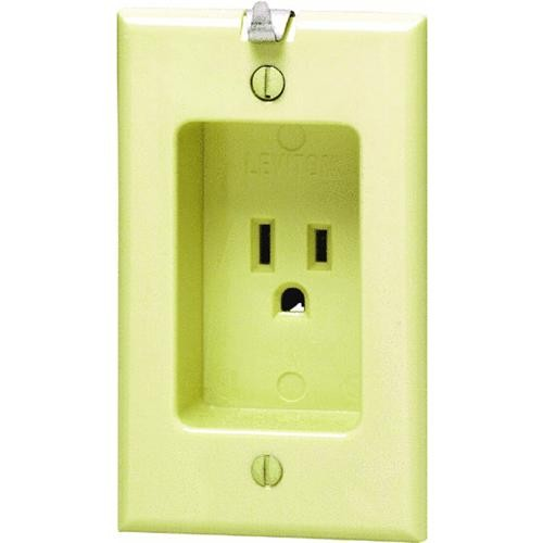 Leviton Clock Outlet