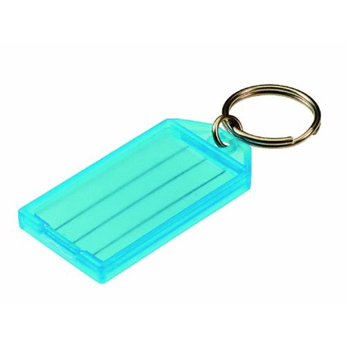 Lucky Line I.D. Key Tag With Ring