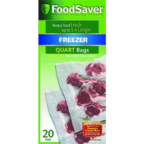 Jarden Consumer Solutions FoodSaver Freezer Bag