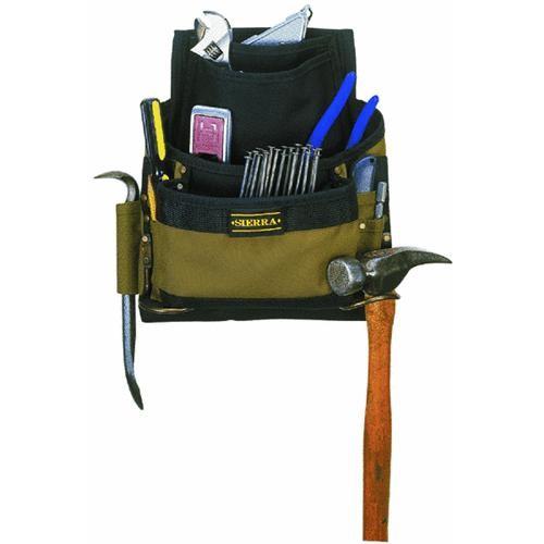 Custom Leathercraft CLC 11-Pocket Nail & Tool Bag