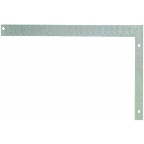 Johnson Level Professional Steel Carpenter's Square