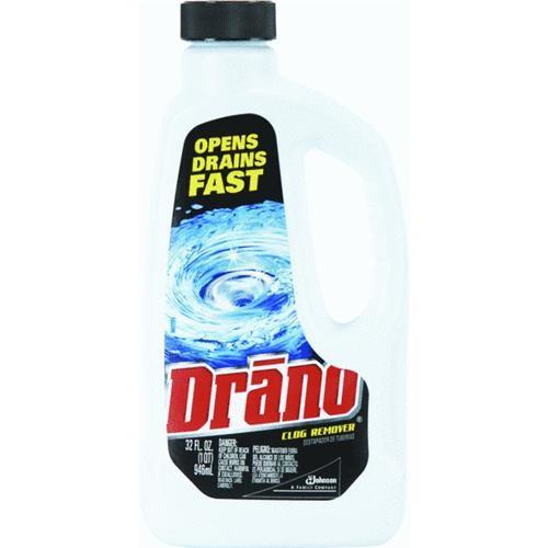 Johnson S C Inc Drano Liquid Drain Cleaner