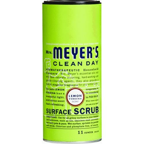 Johnson S C Inc Mrs Meyer's Clean Day Surface Scrub Cleanser