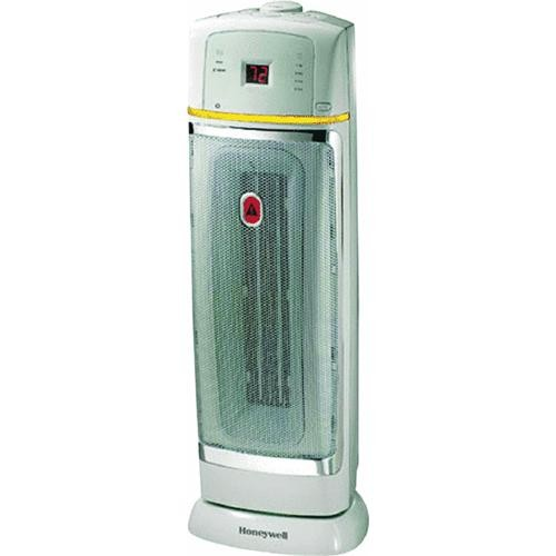 Kaz Home Environment Honeywell Digital Tower Ceramic Space Heater