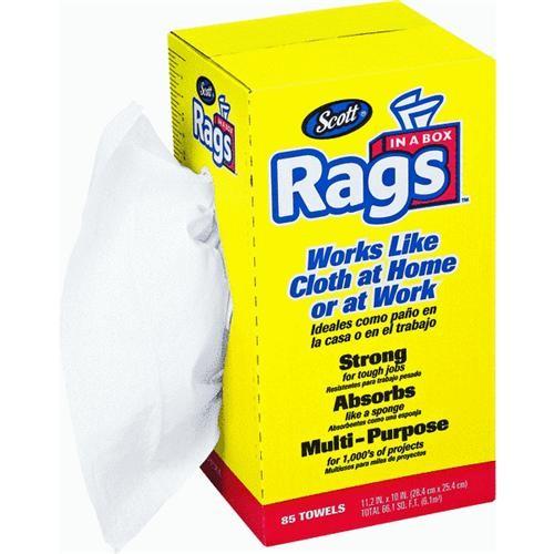 Kimberly-Clark/Scott Paper Rags