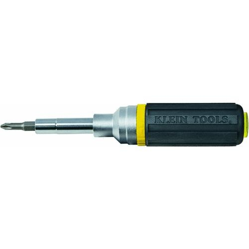 Klein Tools Ratcheting Screwdriver Nut Driver