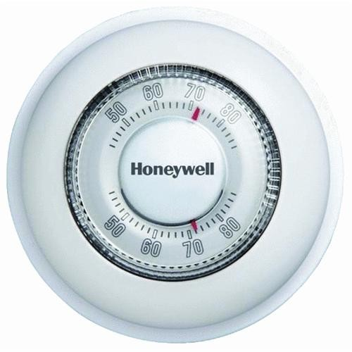 Honeywell International Mercury-free Round Thermostat