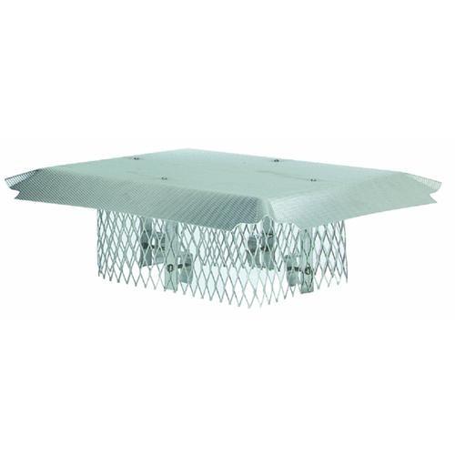 Hy-C Co. Aluminum Chimney Cap for Large Flue