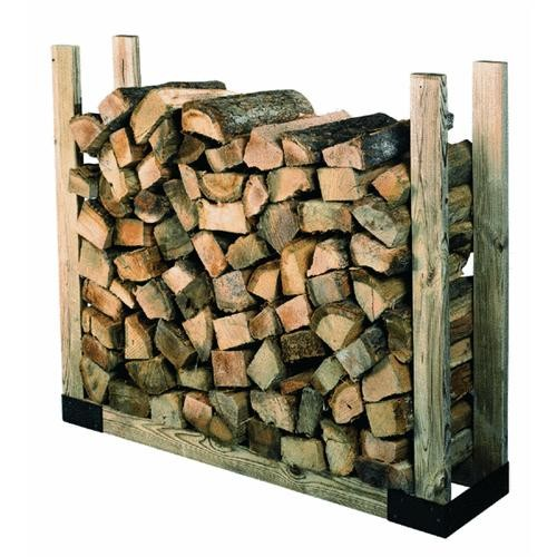 Hy-C Co. Shelter Adjustable Log Rack Kit