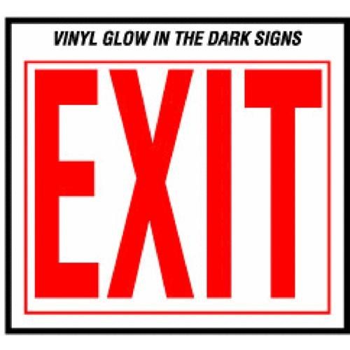 Hyko Prod. Exit Sign