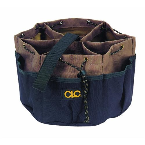 Custom Leathercraft Parachute Bucket Bag