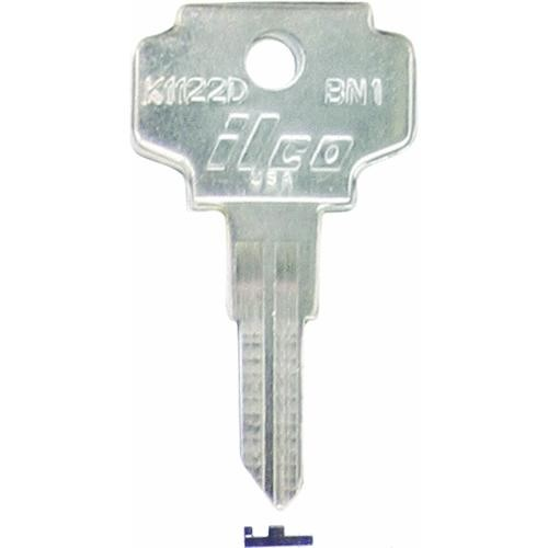Ilco Corp. ILCO BARGMAN General Use Key