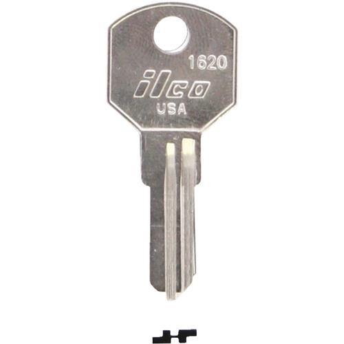 Ilco Corp. ILCO Delta Tool Box Key
