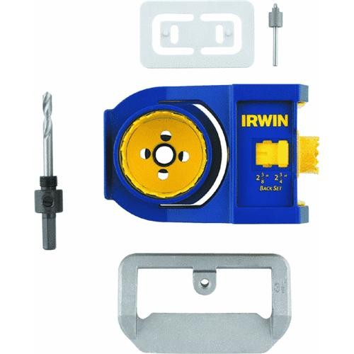Irwin Wood Door Lock Installation Kit