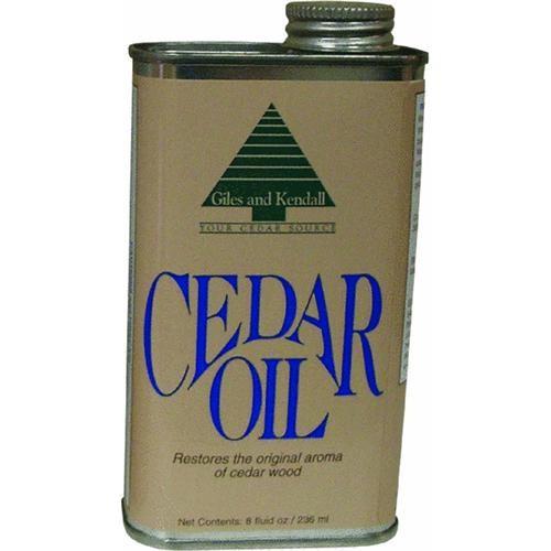 Giles & Kendall Cedar Oil
