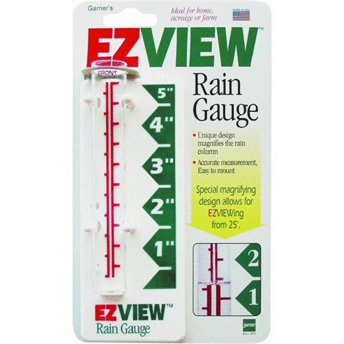 Headwind Consumer Products EZVIEW Rain Gauge