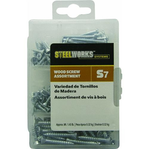 Hillman Fastener Corp Wood Screw Assortment Kit