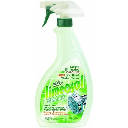 HomeCare Labs/ Works The Works Lime-O-Sol Cleaner