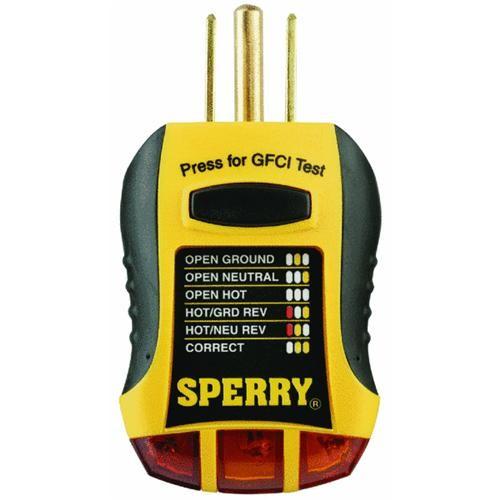 GB Electrical GFI Tester