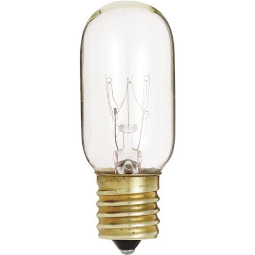 SATCO PRODUCTS, INC. Satco T8 Intermediate Base Incandescent Appliance Light Bulb