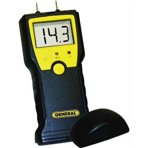 General Tools LED Moisture Meter