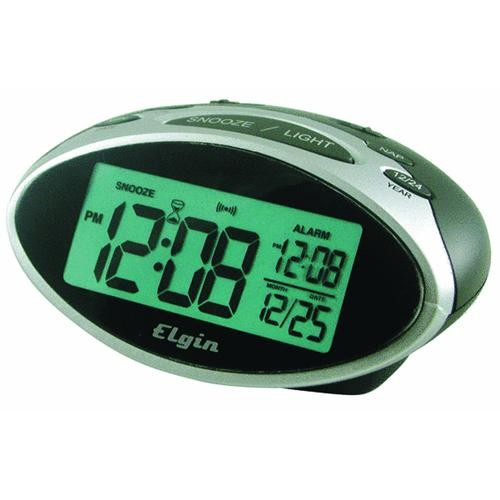 Geneva Clock Company Elgin Electric Alarm Clock