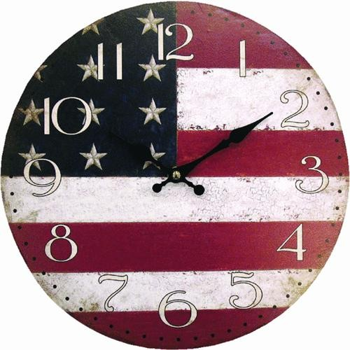 Geneva Clock Company 12