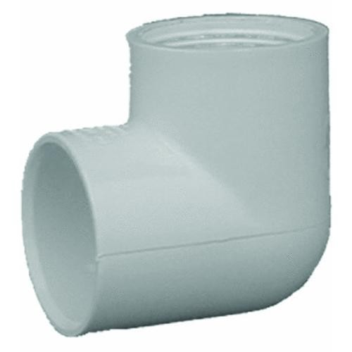 Genova 90 degrees Solvent X Threaded Elbow