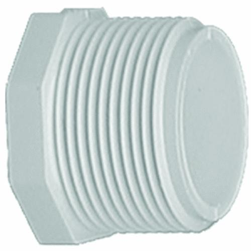 Genova PVC Threaded Plug