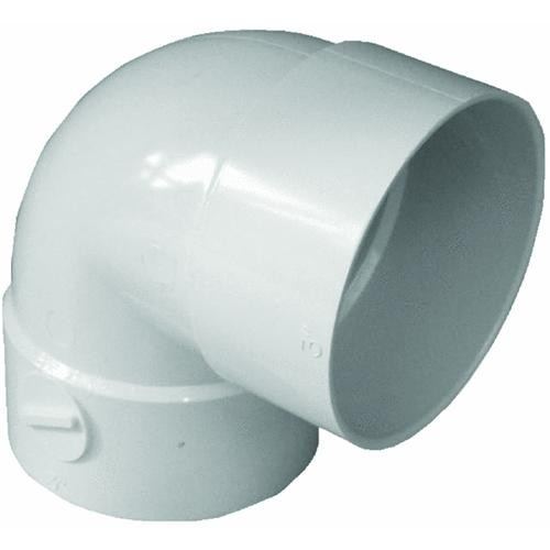 Genova 90 degrees PVC Elbow S/D Short Turn