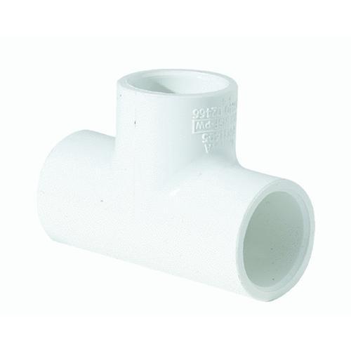 Genova White PVC Tee