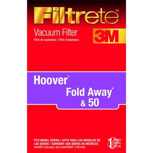 Electrolux Home Care Hoover Fold Away And 50 Allergen Vacuum Filter