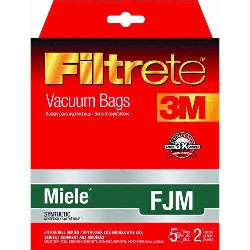 Electrolux Home Care Filtrete Miele Generic FJM Vacuum Bag