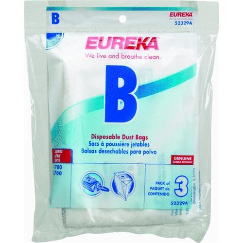 Electrolux Home Care Eureka B Vacuum Bags & Filters