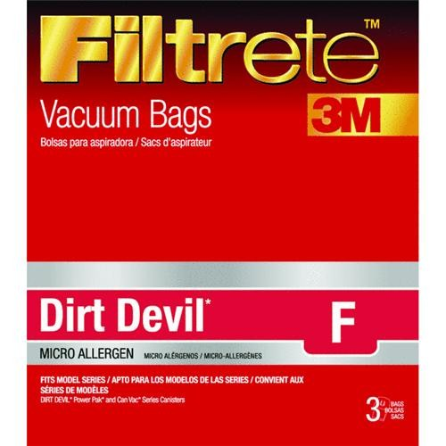Electrolux Home Care Dirt Devil F Micro Allergen Bag