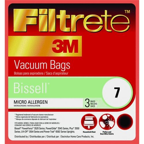 Electrolux Home Care Bissell Universal Upright Vacuum Bag 1-7
